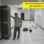CV. PIREKI ASIA - Spesialis Pintu Lipat & Partisi Geser