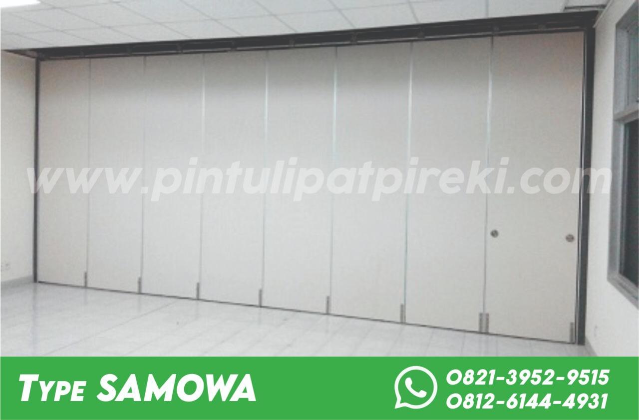 Type Partisi SAMOWA